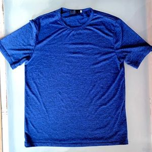 Men's Short Sleeve Casual Knitted T-Shirt (Size M)
